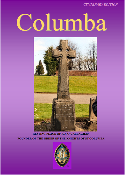 Columba Magazine Subscription 1