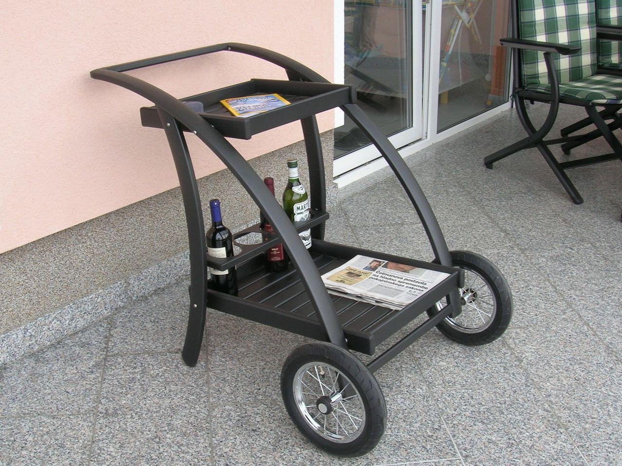 Servirni voziček PROMETEI