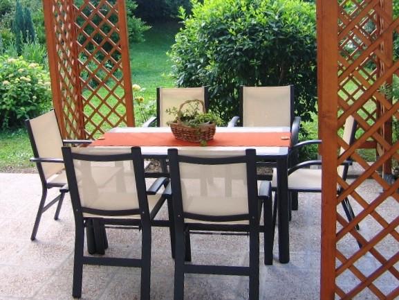 Terasni stol AURORA