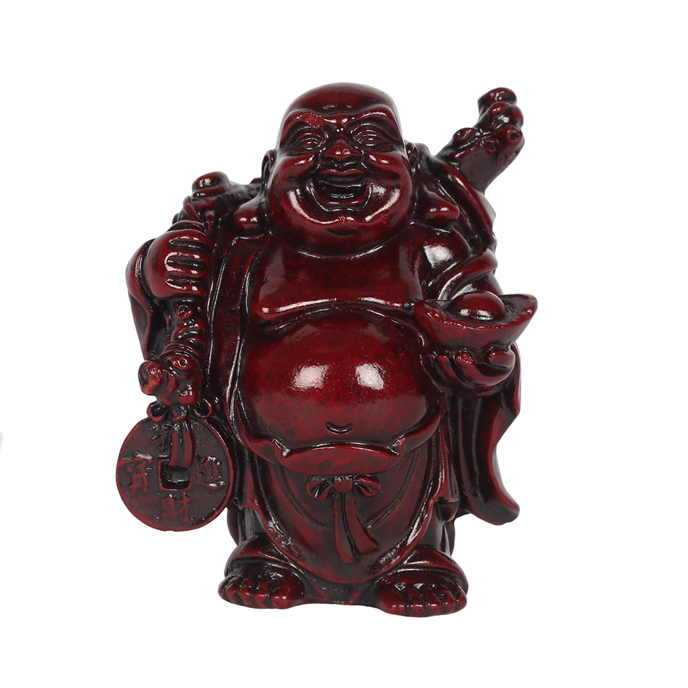 10cm Wealth Laughing Buddha
