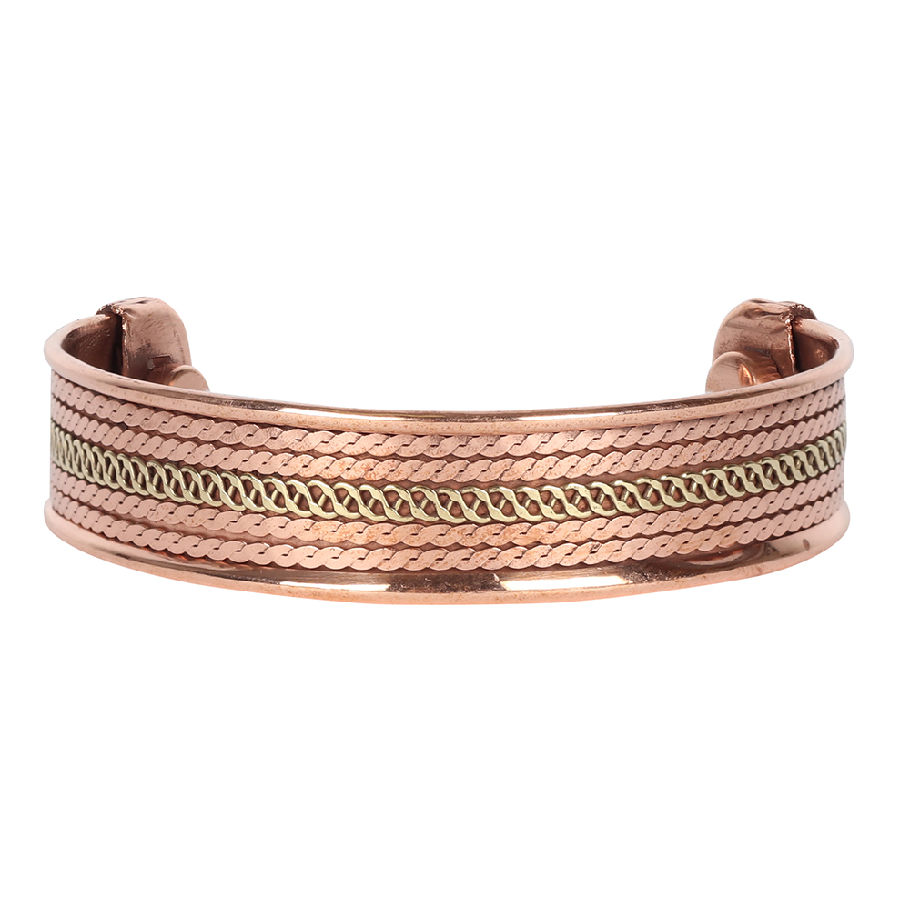 18mm Copper Bracelet