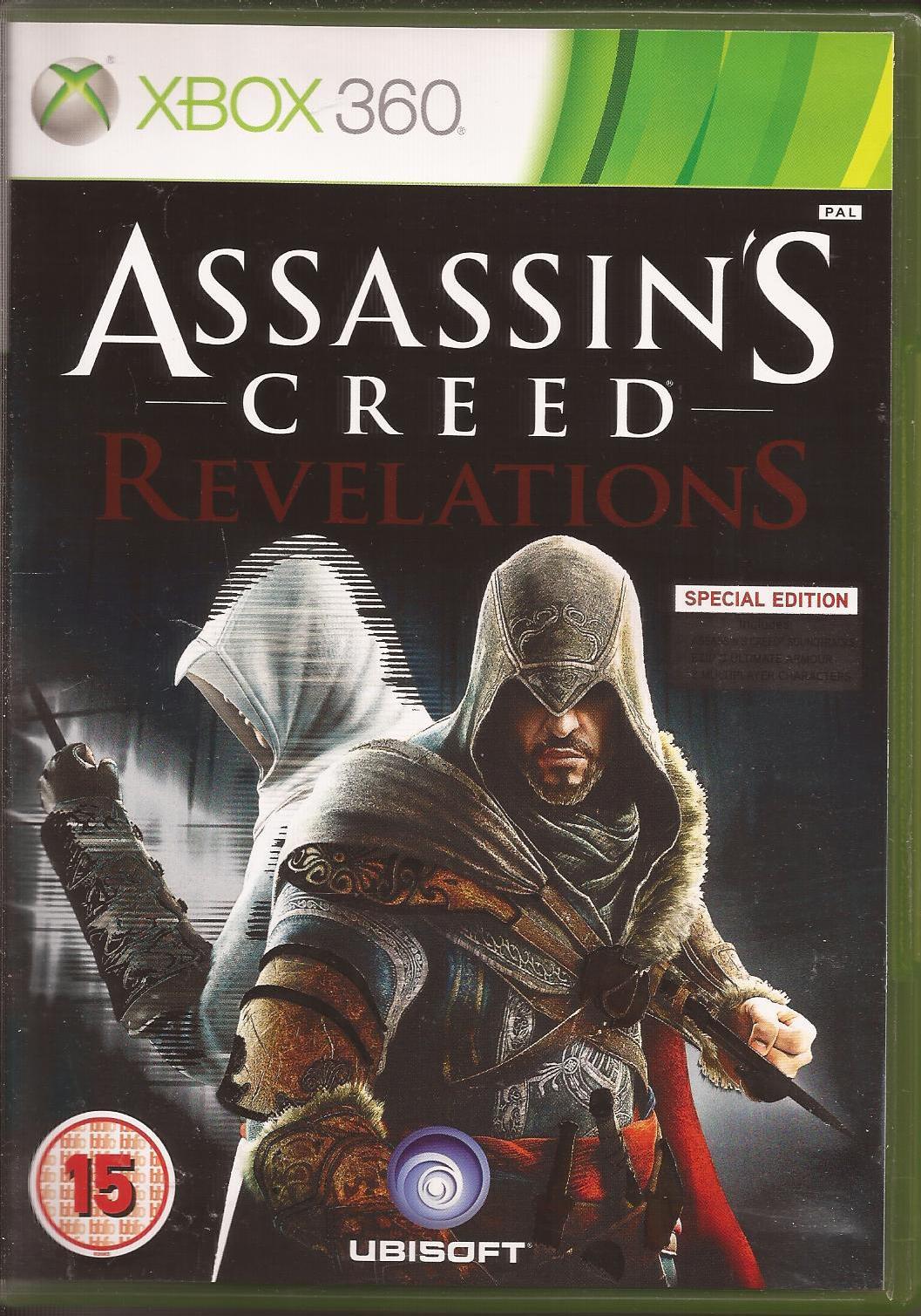 Assassins Creed Revelations Used Xbox 360