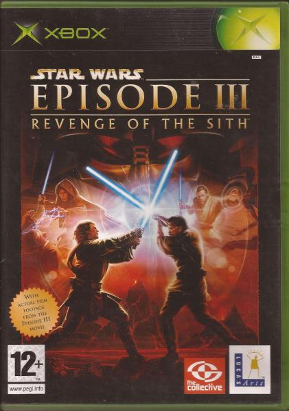 Star Wars Episode Iii Revenge Of The Sith Used Xbox