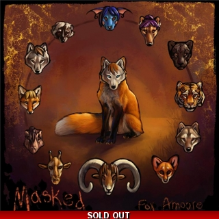 Masked - currently out of stock