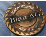 Blau AG - Kumm ma ned a so