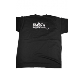 Emina Shirt black unisex