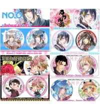 BL/YAOI/GL [Pack 2 badge]