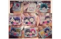 Acrylic pins