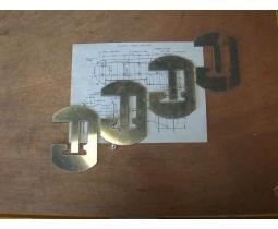 15761-00 Lift Strut Attach Fitting Grommet Set