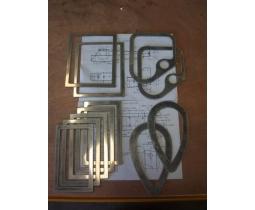 J3 Wood Spar Aluminum Grommet Set