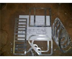 PA-12 Aluminum Grommet Set