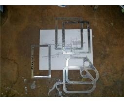 PA-20/22 Aluminum Grommet Set
