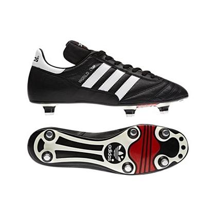 Miau miau Competitivo Corroer  ADIDAS World Cup Black SOFT GROUND FOOTBALL BOOTS