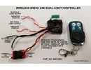 Wireless Winch and Dual..