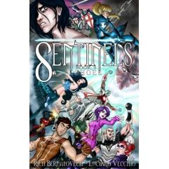SENTINELS BOOK 3: ECHOES