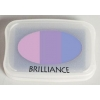 Brilliance 3 colour ink pads