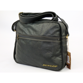 Leather Dunlop Shoulder Bag