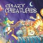 CD: CRAZY CREATURES Details