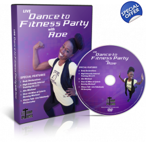 FITNESS/WORKOUT DVD