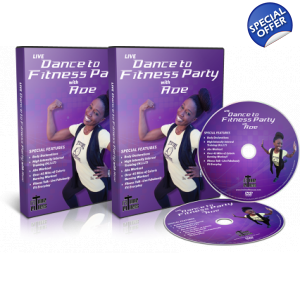 BUY TWO FITNESS DVDS