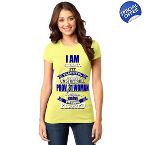 PROV 31 WOMAN T-SHIRT - LADIES