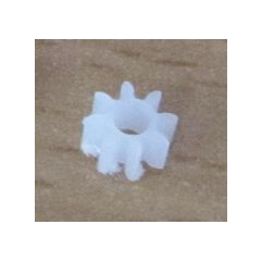 Pinion gear / Ritzel - 8 teeth / Zähne