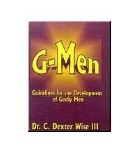 G-Men Guidelines for the Development of Godly Men