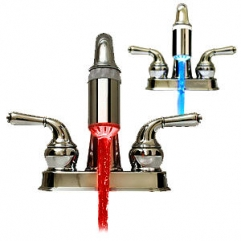 Temperature Sensing Automatic Colour Changing Tap Water