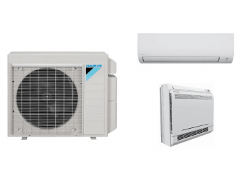 Daikin 12000 Btu 20 Seer Aurora Series Mini Split Heat Pump Ac