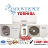 Mr. Whisper Mini Split Hi Seer Heat Pump AC