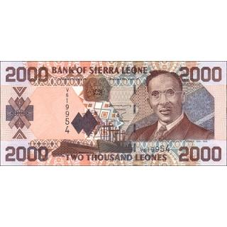 Sierra Leone 5000 Leones 2003 P.27b UNC