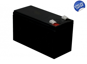Letron Battery For Gate Opener
