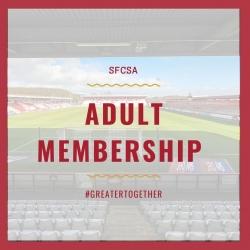 SFCSA Adult Membership 2020/21
