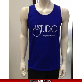 Le Studio Men Blue Tank..