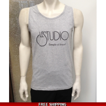 Le Studio Men Grey Tank..