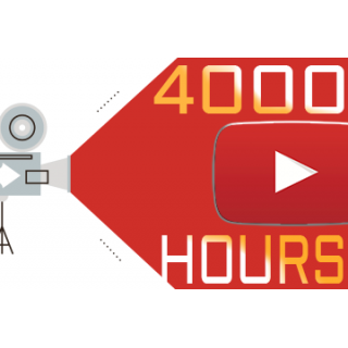 Buy YouTube Watch Hours | Get 4,000 Hours To Monetize Your Channel ...