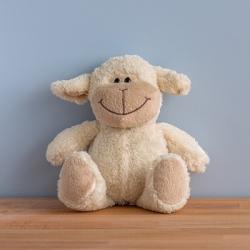 Cuddly Sheep Teddy Bear