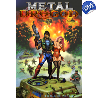 Pre Order for Metal Dragon (msxVR excl..