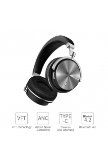 Bluetooth Wireless Headphones Bluedio T4S Noise ..