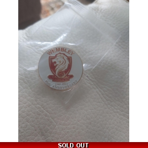 WFC 75th Anniversary Badge