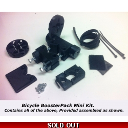 BoosterPack MINI: Hardware + Printed Parts Kit