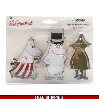 Moomin Cookie Cutter Sets