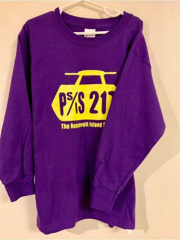 Child (Long Sleeve) Tram Shirt