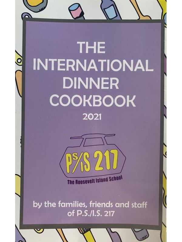 2021 International Cookbook