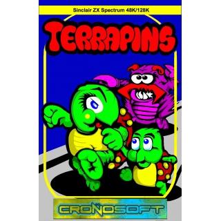 TERRAPINS    Sinclair ZX Spectrum 48K ..
