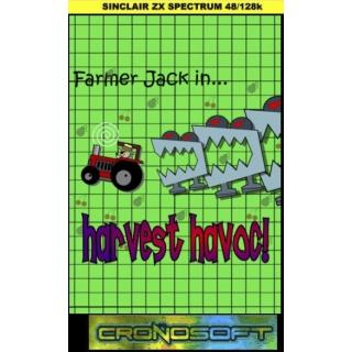 FARMER JACK in HARVEST ..