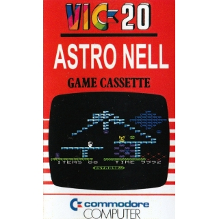 ASTRO NELL  VIC 20 unex..