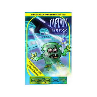CAPTAIN DREXX - Sinclair ZX Spectrum 1..
