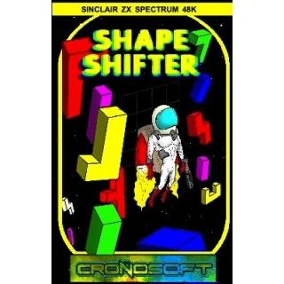 SHAPE SHIFTER - Sinclair ZX Spectrum 4..
