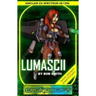 LUMASCII - ZX Spectrum ..